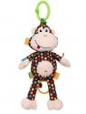 Zawieszka małpka Martha z pozytywką (89403)