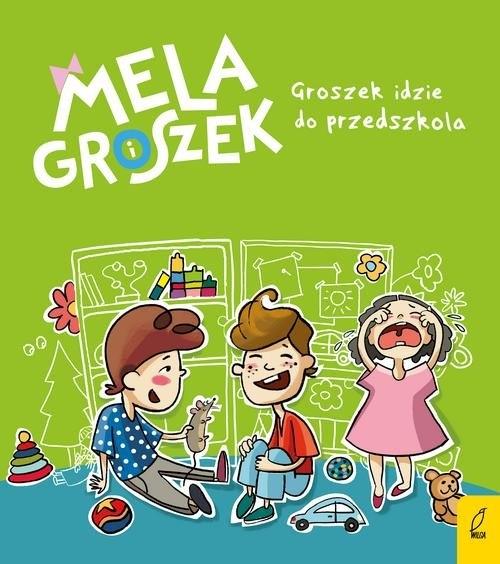 Mela i Groszek. (Uszkodzona okładka) Skibińska Ewa