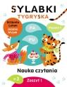 Sylabki Tygryska. Nauka czytania Poziom 1. Zeszyt 1