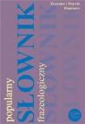 Słownik frazeologiczny Popularny (Uszkodzona okładka)