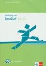Mit Erfolg zum TestDaf B2-C1 z płytą CD Fazlić-Walter Ksenija, Wegner Wolfgang