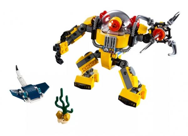 LEGO Creator Podwodny robot (31090)
