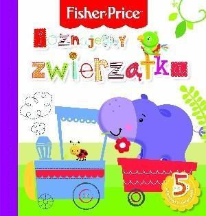 Fisher Price Poznajemy zwierzątka Wiśniewska Anna