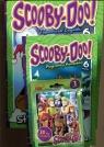 Scooby Doo Tajemnicze zagadki część 6 Zestaw dwóch książek i zabawka