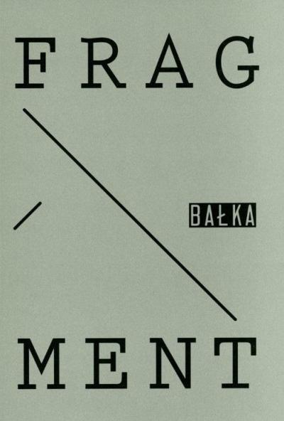 Fragment Bałka Mirosław Bałka