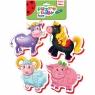 Baby puzzle - Farma (RK1102-01)