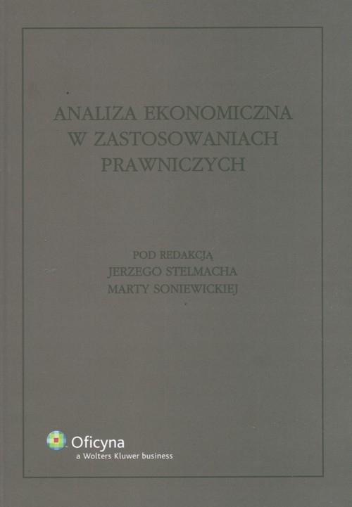 Analiza ekonomiczna w zastosowaniach prawniczych