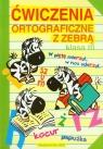 Ćwiczenia ortograficzne z Zebrą 3
