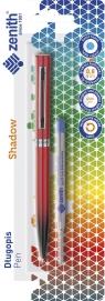 Długopis Zenith Shadow + wkład blister mix kolor