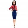 Barbie 60 urodziny: Lalka Polityk (GFX23/GFX28)