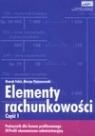 Elementy rachunkowości. Podręcznik dla liceum profilowanego - profil Henryk Fabiś, Marian Pietraszewski