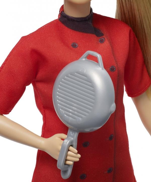 Barbie Kariera: Szefowa kuchni (DVF50/FXN99)