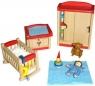 Pokój niemowlaka do domu dla lalek (GOKI-51905)