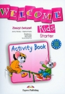 Welcome Kids Starter. Ćwiczenia. Język angielski. Szkoła podstawowa Dooley Jenny, Evans Virginia