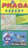 Praga mapa składana