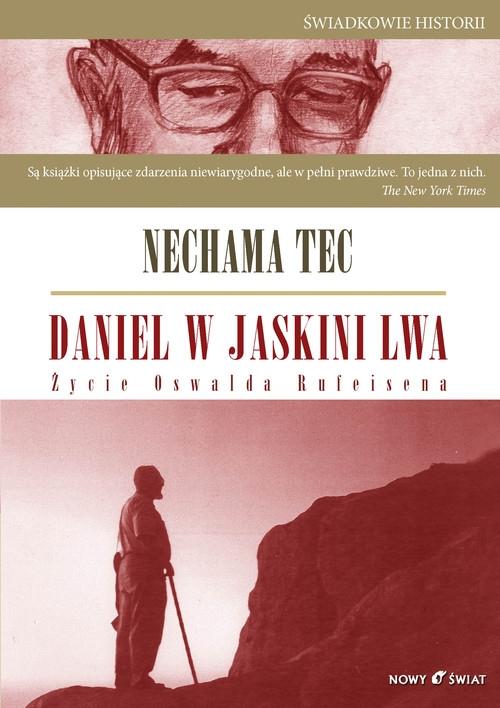 Daniel w jaskini lwa Nechama Tec