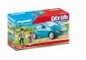 Playmobil City Life: Tata i dziecko w kabriolecie (70285) Wiek: 4+