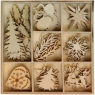Dekoracje drewniane Xmass (414457)