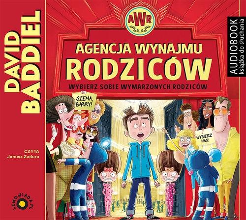 Agencja Wynajmu Rodziców  (Audiobook) (Audiobook) David Baddiel