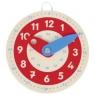 Mały zegar do nauki godzin(GOKI-58485)