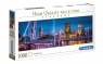 Puzzle HQC 1000: Panorama - Londyn (39485)