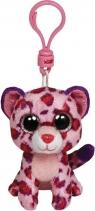 Ty Beanie Boos Glamour - Różowy Lampart - Brelok