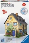 Puzzle 216: Angielski dom. 3D (125852)