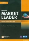 Market Leader Elementary Business English Course Book + DVDA1-A2 Cotton David, Falvey David, Kent Simon