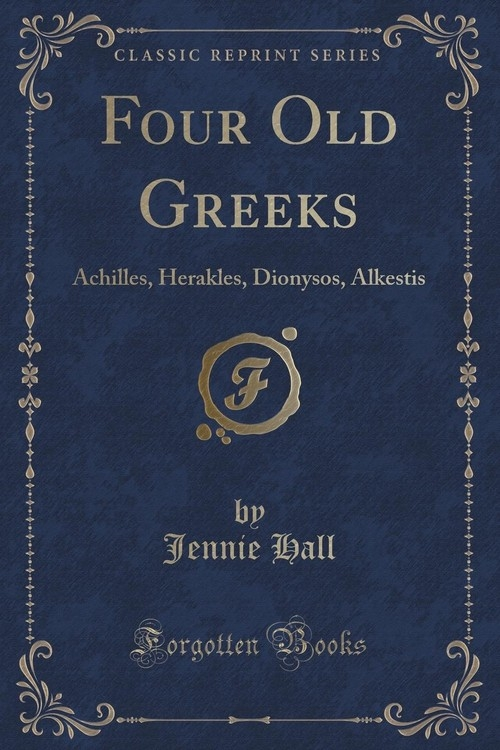 Four Old Greeks Hall Jennie