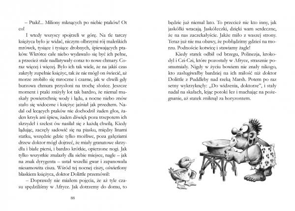 Doktor Dolittle i jego zwierzęta Lofting Hugo