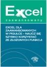 Excel dla zaawansowanych w pigułce Naucz się szybko korzystać ze Chojnacki Krzysztof, Wiśniewski Paweł