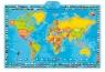 Interaktywna Mapa Świata (60853)Wiek: 6+