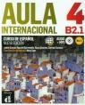 Aula Internacional 4 B2.1 Podręcznik z płytą CD