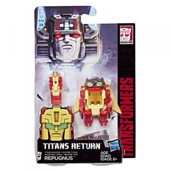 Transformers Generations Titan Masters Repugnus (B4697EU43/C1100)