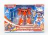 Pomarańczowy robot transformujący (DA025520)