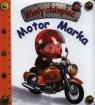 Motor Marka Mały chłopiec