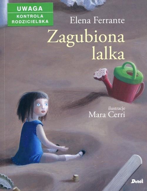 Zagubiona lalka Ferrante Elena