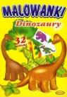 Dinozaury Malowanki