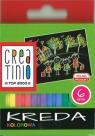 Kreda kolorowa Top Creatinio op. 6 szt