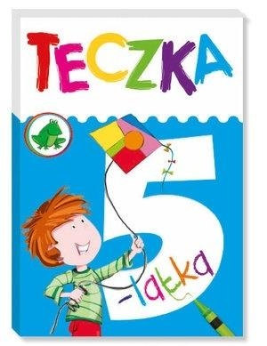 Teczka 5-latka Joanna Babula (ilustr.), Elżbieta Lekan