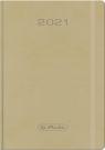Kalendarz 2021 A5 Flex beżowy HERLITZ