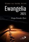 Ewangelia 2021 Droga, Prawda i Życie mała TW