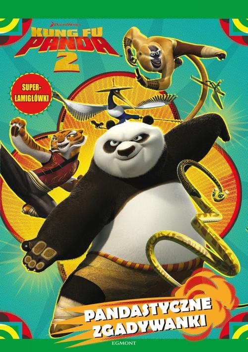 Kung Fu Panda 2 Pandastyczne zgadywanki