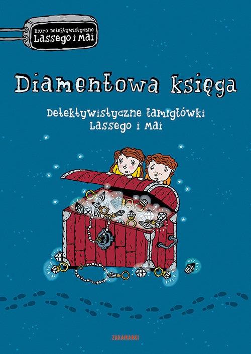 Diamentowa księga. Detektywistyczne łamigłówki Lassego i Mai Widmark Martin