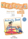 Welcome Kids 3. Activity Book. Szkoła podstawowa Dooley Jenny, Evans Virginia