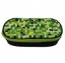 Piórnik Happy Color Pixi, owalny, zielony (HA 2213 4510-PI3)
