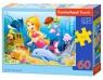 Puzzle Little Mermaid 60 elementów