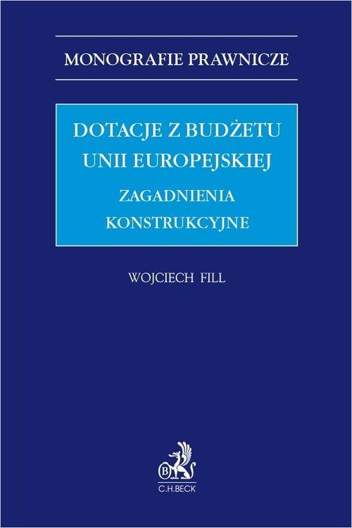 Dotacje z budżetu Unii Europejskiej Fill Wojciech