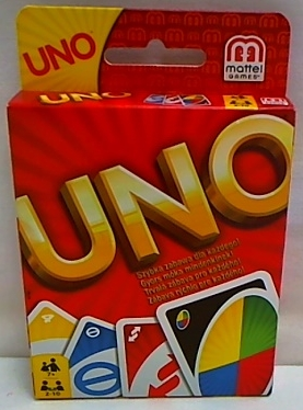 Uno karty (W2085)