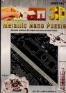 Nano 3D puzzle - parowiec